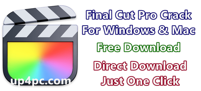 Final Cut Pro Crack For Windows
