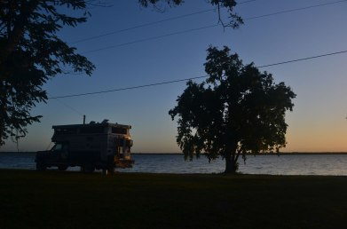 Camping en Crooked Tree