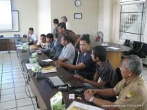 Pelatihan SIG untuk Pendataan Investasi