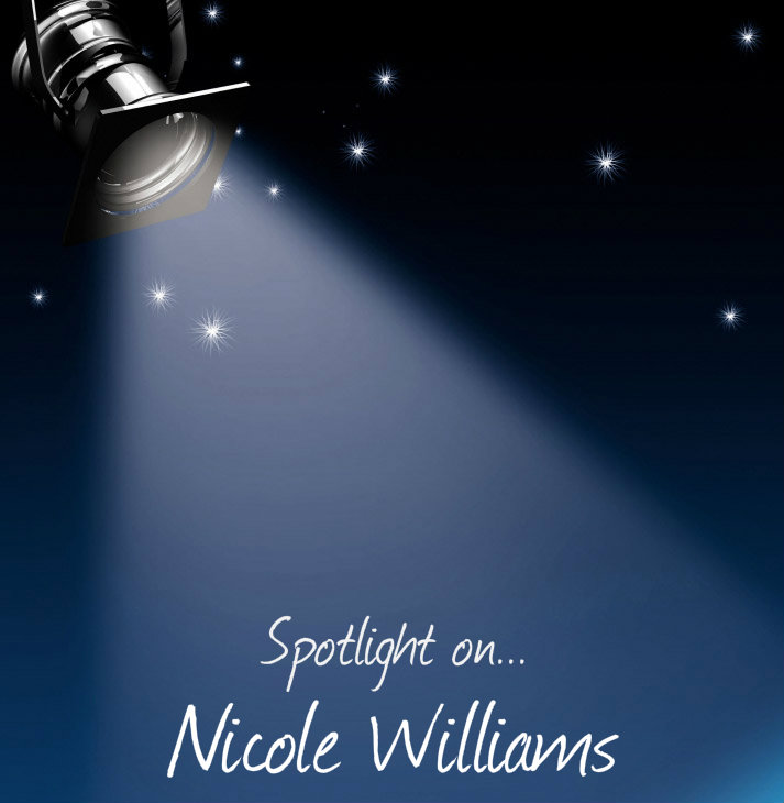 Nicole Williams spotlight
