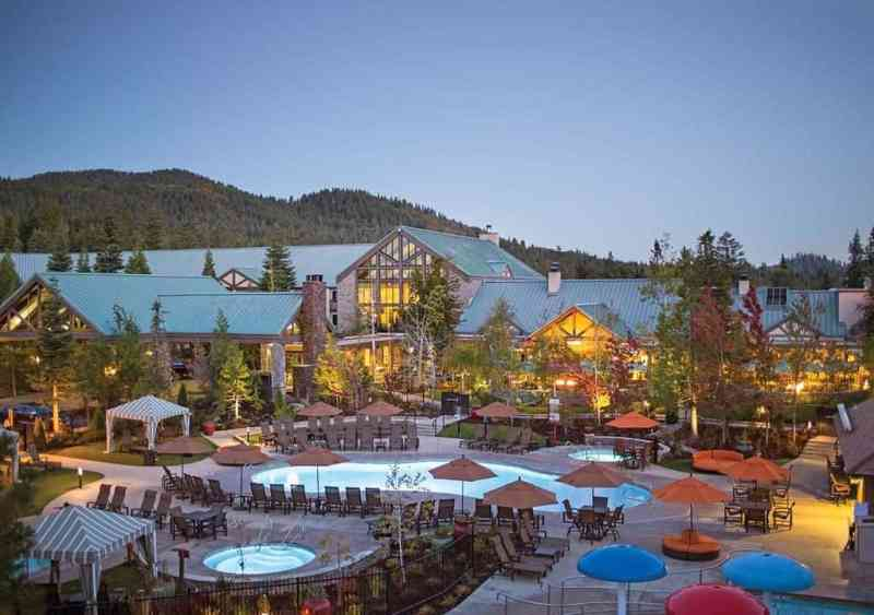 Yosemite West Lodging - Tenaya Lodge