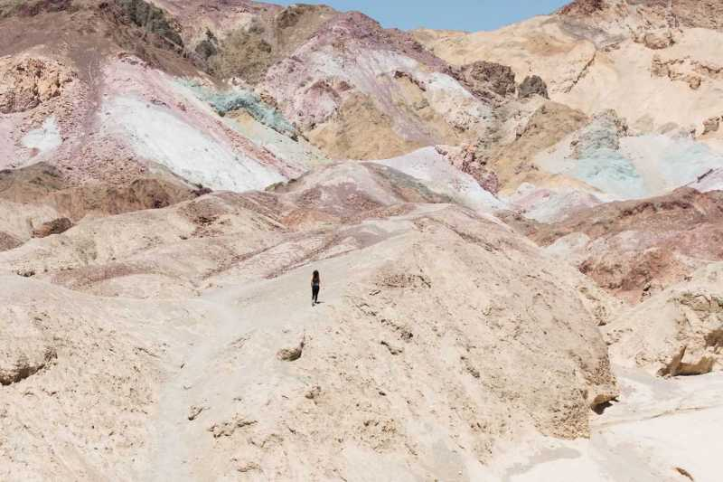 Death Valley Things to See - Artist's Palette