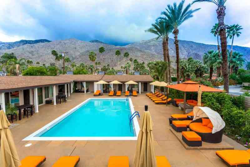 best resorts in Palm Springs