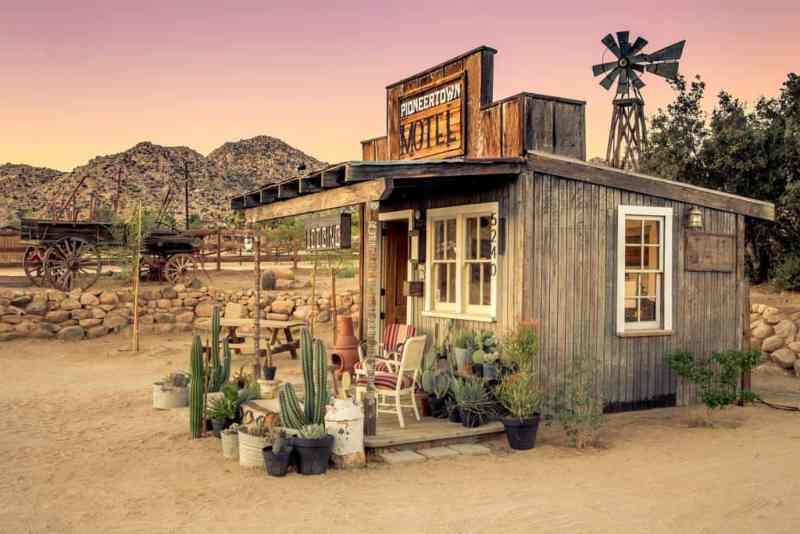 joshua tree accommodation