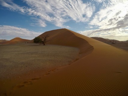The famous Dune 45
