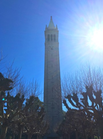 Sather Tower - Berkeley, California