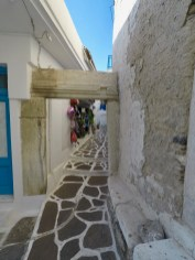 Naxos Old City market