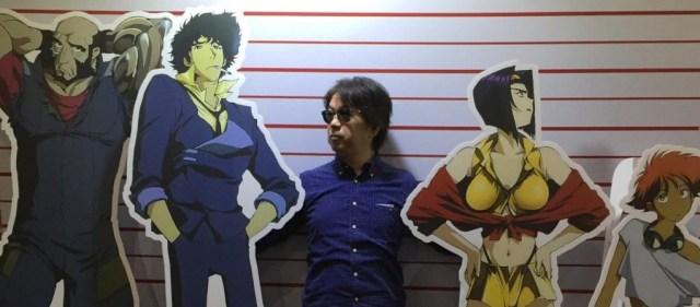 Shinichiro Watanabe Cowboy Bebop anime diretor