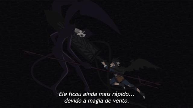 Black Clover 119 o Ataque final Asta luta demonio
