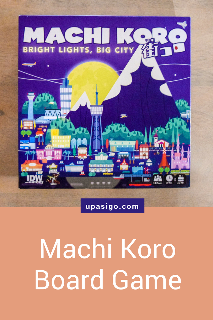 Three Reasons to Play Machi Koro: Bright Lights, Big City