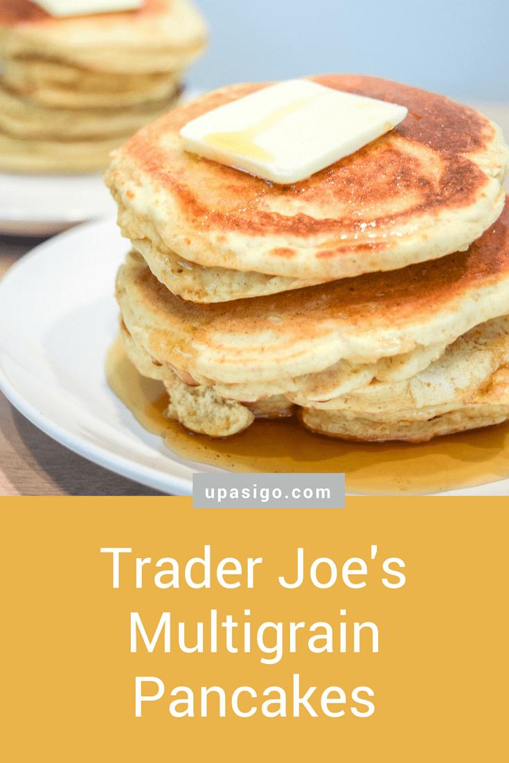 Trader Joe's Multigrain Pancake Mix
