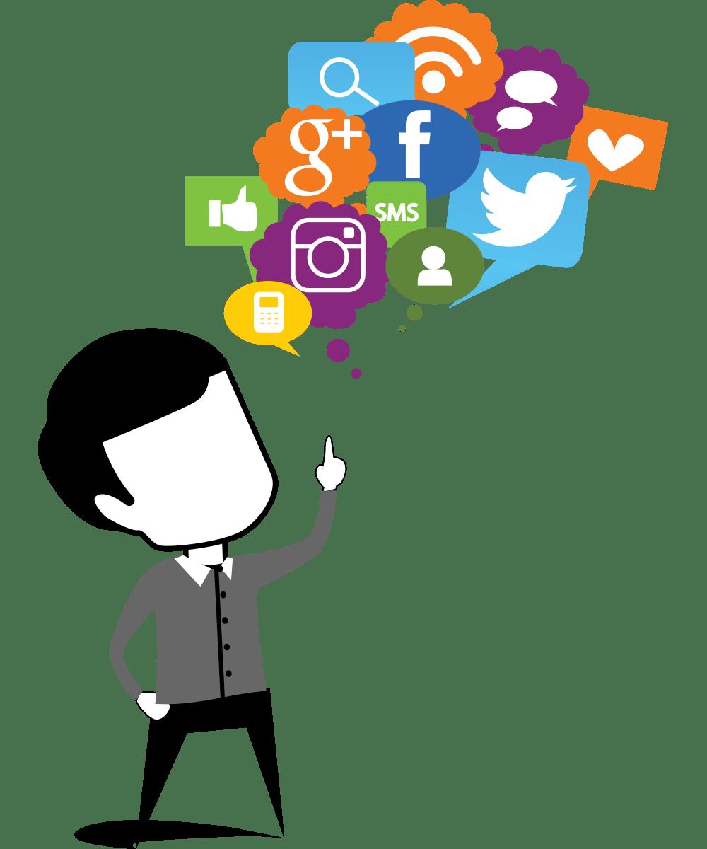 التسويق على مواقع التواصل الاجتماعي