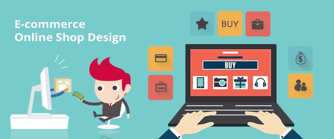افضل موقع لتصميم متجر الكتروني