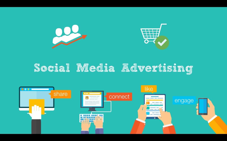 الاعلان في مواقع التواصل الاجتماعي