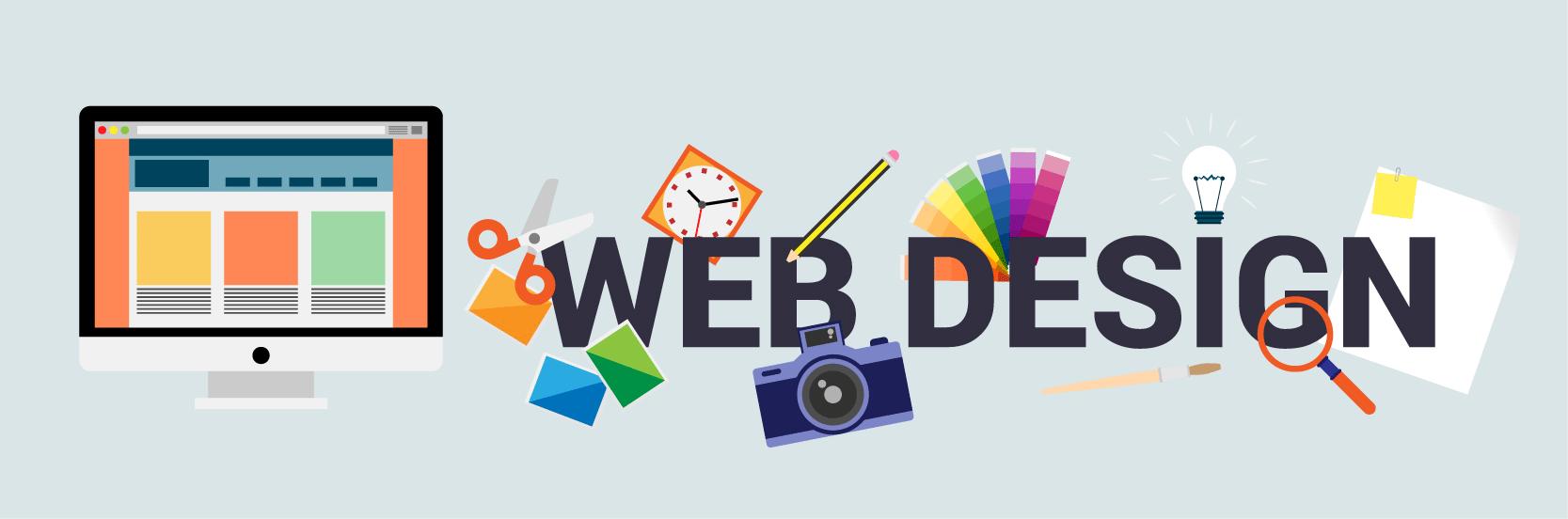 تصميم و تطوير المواقع الإلكترونية
