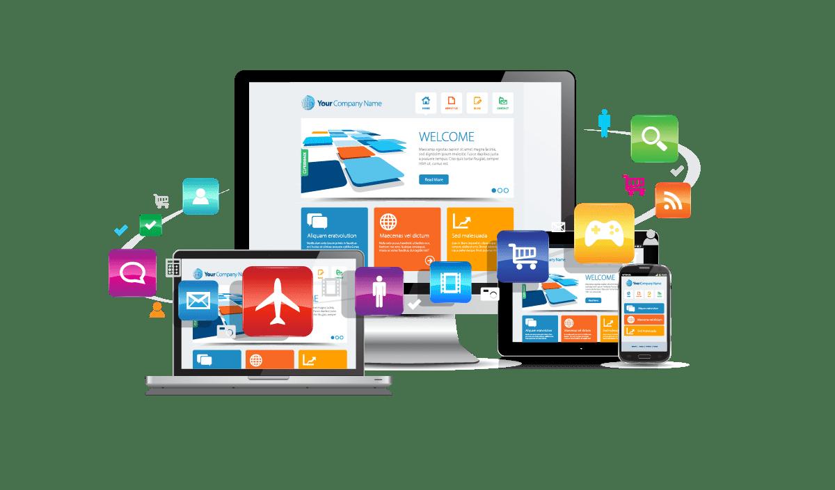 شركة تطوير وتصميم المواقع الإلكترونية
