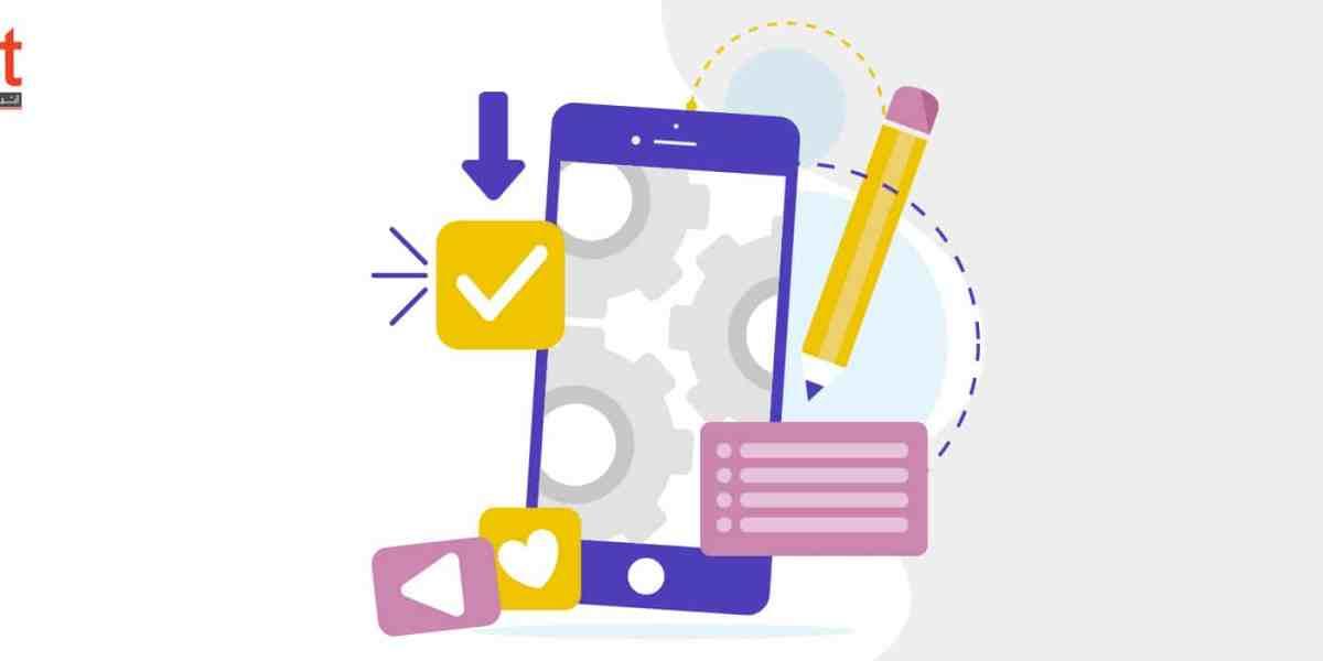 تصميم تطبيقات الموبايل