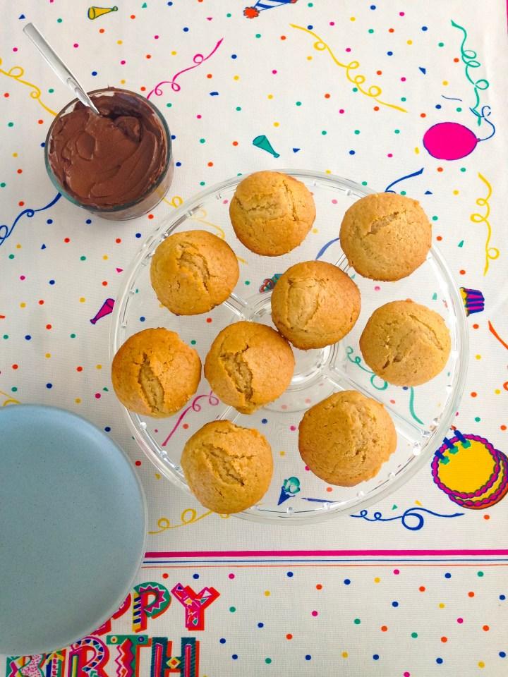 vegan maple vanilla cupcakes