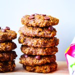 Vegan Pumpkin Spice Oatmeal Cookies // UpBeet Kitchen