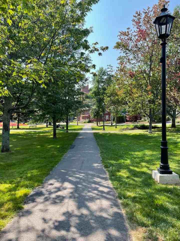 Rochford Square in Charlottetown