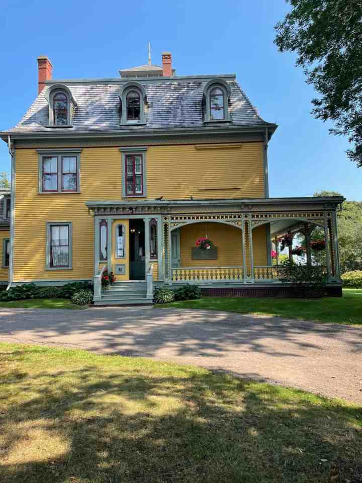 Beaconsfield Historical House