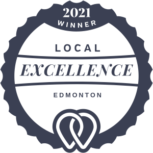 2021 Local Excellence Winner in Edmonton, AB