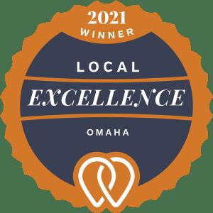 2021 Local Excellence Winner in Omaha, NE