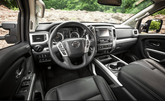 2020 Nissan Titan Diesel Interiors, Specs And Release Date