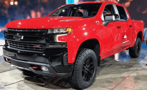 2021 Chevy Silverado 1500 LT Trail Boss Specs, Redesign and Release Date