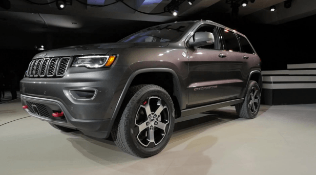 2020 Jeep Grand Cherokee Interior, Exteriors and Release Date