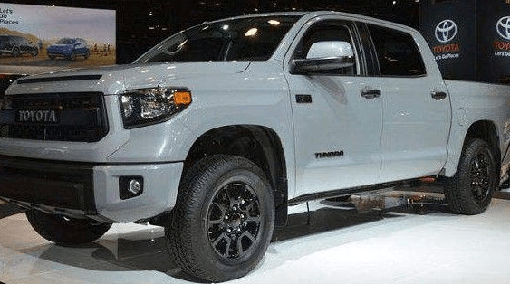 2021 Toyota Tundra Diesel Changes Powertrain And Redesign
