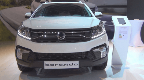 2021 SsangYong Musso Price, Changes and Powertrain