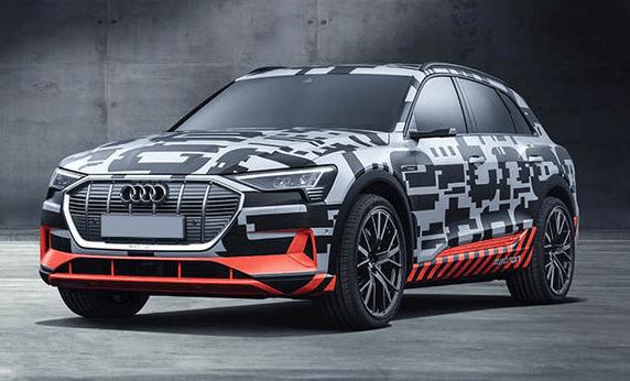 2020 Audi E-Tron Price, Rumors and Redesign