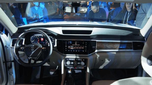 2021 VW Atlas Concept, Interiors and Price