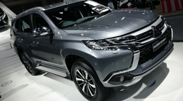 2020 Mitsubishi Pajero Sport Changes, Spec And Release Date