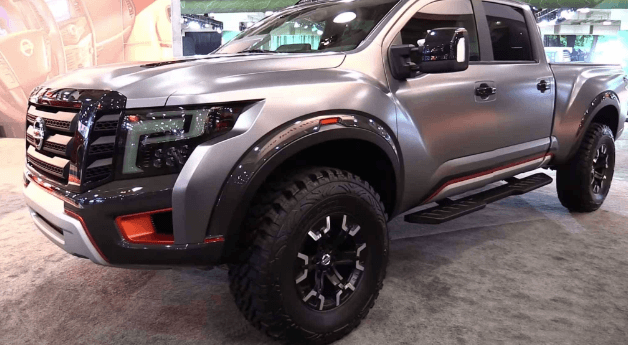 2021 Nissan Titan Warrior Concept, Interiors and Release Date