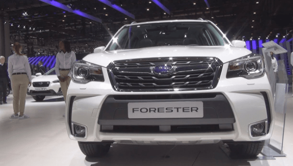 2020 Subaru Forester Redesign, Interiors and Release Date