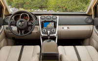 2020 Mazda CX-7 Concept, Interiors and Release Date