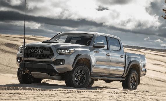 2021 Toyota Tacoma Interiors, Exteriors and Price