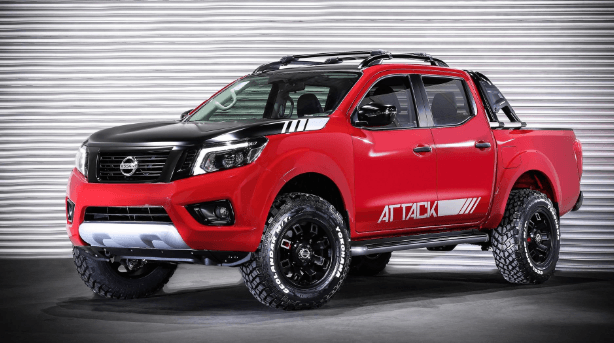 2021 Nissan Frontier Price, Engine and Powertrain