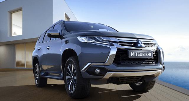 2020 Mitsubishi Pajero Sport, Interior, Price >> 2020 Mitsubishi Pajero Sport Interiors Exteriors And Release Date