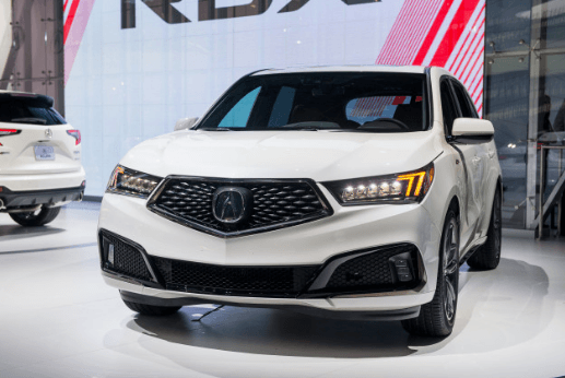 2021 Acura MDX Changes, Speca and Release Date