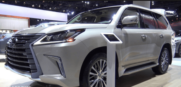 2021 Lexus LX 570 Engine, Powetrain And Release Date