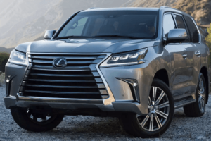 2021 Lexus LX 570 Engine, Powetrain and Release Date
