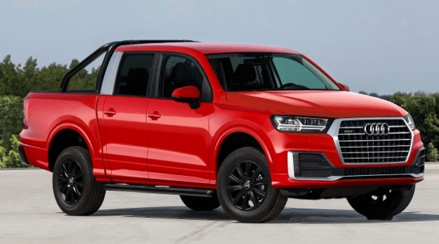 2021 Audi Pickup Truck Concept, Interiors and Release Date