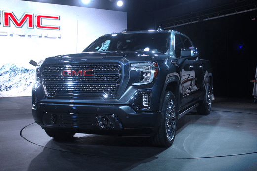 2021 GMC Sierra 1500 Redesign, Engine and Price