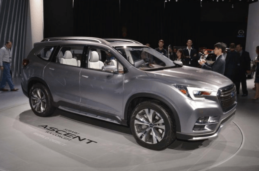 2020 Subaru Ascent Redesign, Specs and Concept