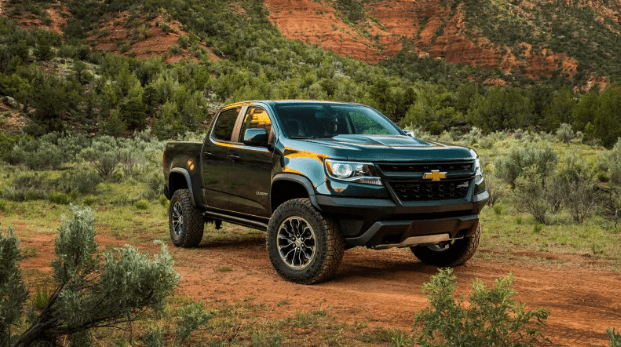 2021 Chevy Silverado ZR2 Features, Specs and Release date