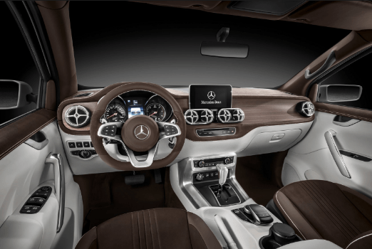 2021 Mercedes Benz Pickup Truck Interiors, Price And Release Date