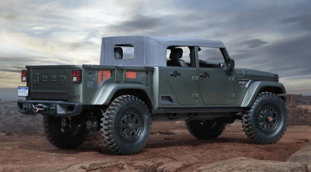 2021 Jeep Scrambler Interiors, Specs and Release Date